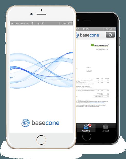 Basecone, Scan & Herken, Robotic accounting